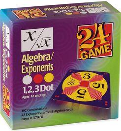 24 Game: Algebra/Exponents