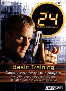 24 Trading Card Game