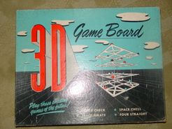 3-D Game Board