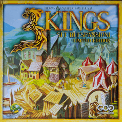3 Kings: set di espansioni