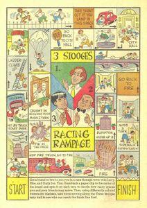 3 Stooges Racing Rampage