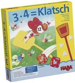 3·4 = Klatsch!