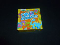 3D Dino Dominoes