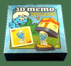 3D Memo Smurfs