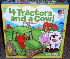 4 Tractors and a Cow Game