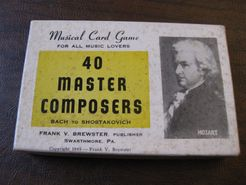 40 Master Composers