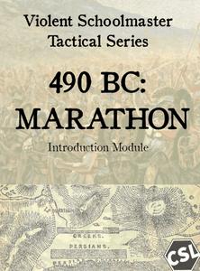 490 BC: Marathon – Introduction Module