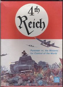 4th Reich: Puremen vs. the Mutants for Control of the World