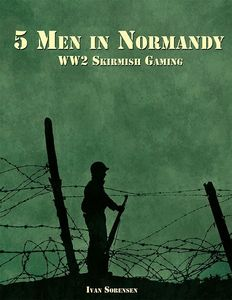 5 Men in Normandy