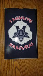 5 Minute Samurai