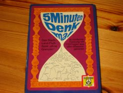 5 Minuten Denk mal
