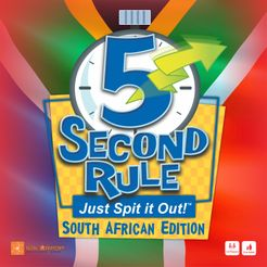 5 Second Rule: South African Edition
