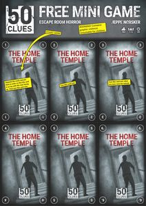 50 Clues: The Home Temple