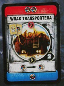 51st State: Wrak Transportera Promo Card