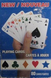 5°Dimension Playing Card Game