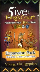 5ive: King's Court Player Expansion