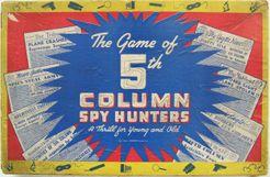 5th Column Spy Hunter