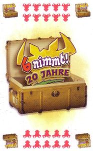 6 nimmt!: Luggage Promo Card