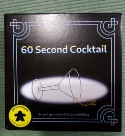60 Second Cocktail