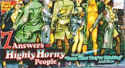 7 Answers of Highly Horny People