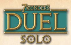 7 Wonders Duel: Solo