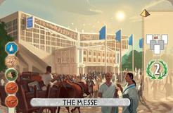 7 Wonders Duel: The Messe Essen Promo Card