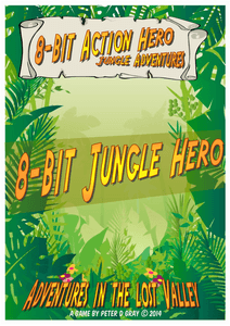 8-bit Action Hero: Jungle Adventures
