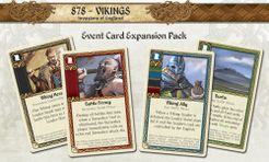 878 Vikings: Event Card Expansion Pack