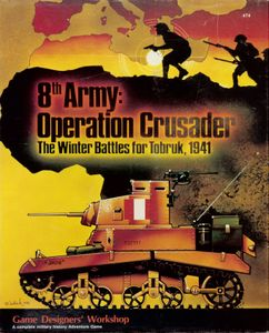 8th Army: Operation Crusader – The Winter Battles for Tobruk, 1941