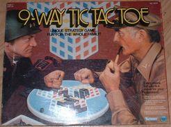 9-Way Tic Tac Toe