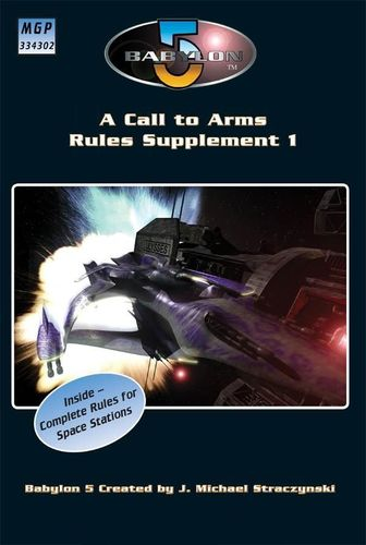 A Call to Arms Rules Supplement 1