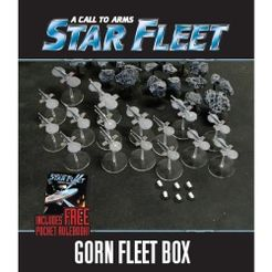 A Call to Arms: Star Fleet – Gorn Fleet Box