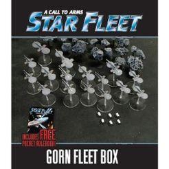 A Call to Arms: Star Fleet – Gorn Fleet Box