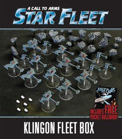A Call To Arms: Star Fleet – Klingon Fleet Box