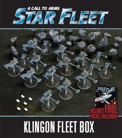 A Call To Arms: Star Fleet – Klingon Fleet Box