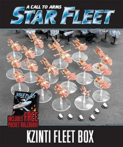 A Call To Arms: Star Fleet – Kzinti Fleet Box