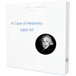 A Case of Relativity (fan expansion for T.I.M.E Stories)