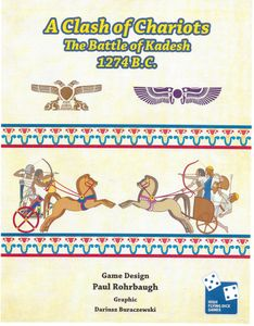 A Clash of Chariots: The Battle of Kadesh, 1274 BCE