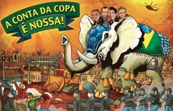 A Conta da Copa é Nossa!