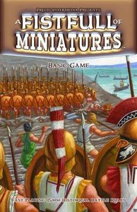 A Fistfull of Miniatures Basic Game (second edition)