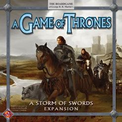 A Game of Thrones: A Storm of Swords Expansion