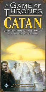 A Game of Thrones: Catan – Brotherhood of the Watch: 5-6 Player Extension