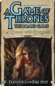 A Game of Thrones: The Board Game (Second Edition) – A Dance with Dragons