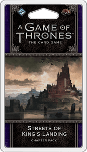 A Game of Thrones: The Card Game (Second Edition) – Streets of King's Landing