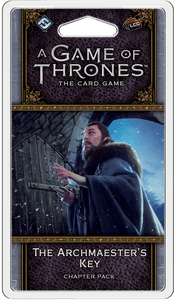 A Game of Thrones: The Card Game (Second Edition) – The Archmaester's Key