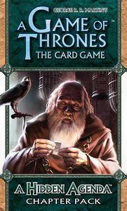 A Game of Thrones: The Card Game – A Hidden Agenda