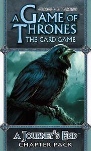 A Game of Thrones: The Card Game – A Journey's End