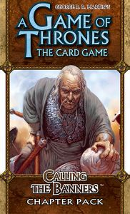 A Game of Thrones: The Card Game – Calling the Banners