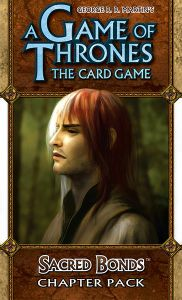 A Game of Thrones: The Card Game – Sacred Bonds