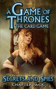 A Game of Thrones: The Card Game – Secrets and Spies